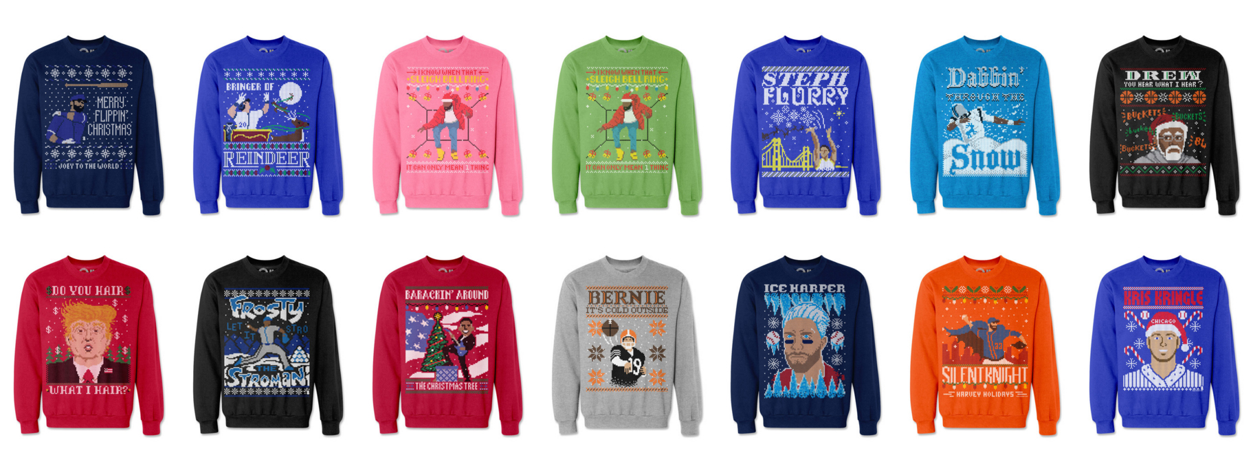 Dat Holiday Gift Guide 2015 – DAT WINNING