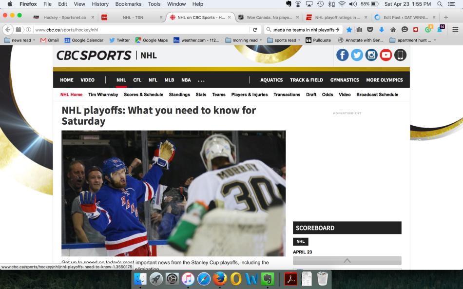CBC screenshot 1
